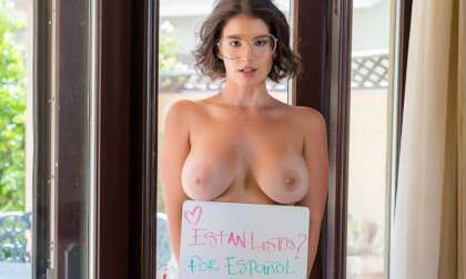 VR Porn Spanish Affair