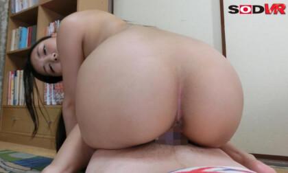 VR Porn Nene Sakura – Peeping on My Friend's Mother Part 2