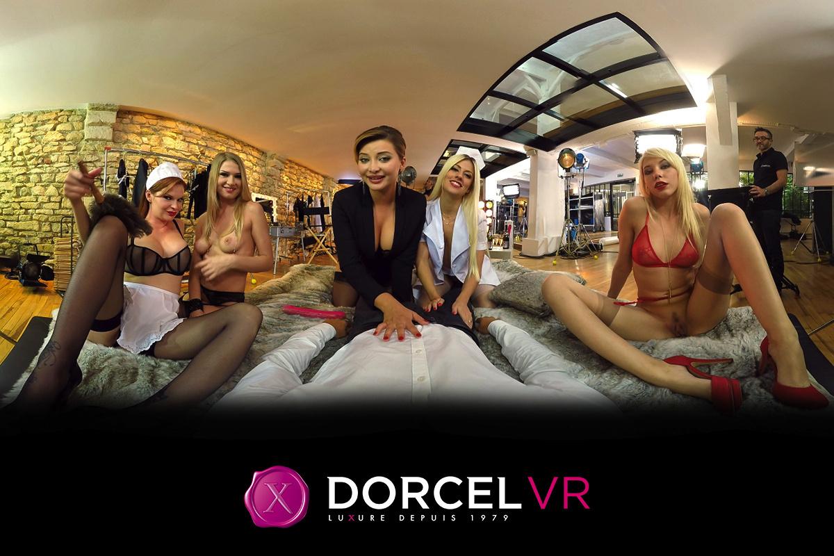 Anna Polina & DorcelVR | SexLikeReal