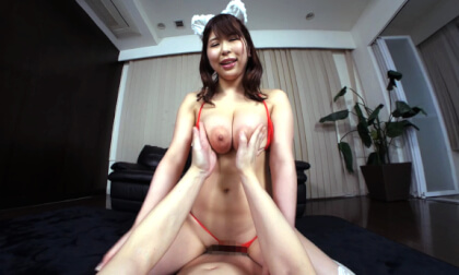 VR Porn Mikuru Shiiba – Scolded by your J-Cup Wife Part 2