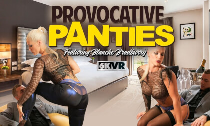 VR Porn Provocative Panties