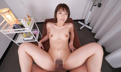 VR Porn Miku Abeno – Don't Tell Anyone! Her Secret Pleasure Oil…Part 2