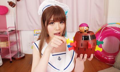 VR Porn Tachibana @Ham – Her first VR! Delivering Raw Creampie Sex with Tachibana @Ham Part 1
