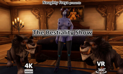 VR Porn The Bestiality Show