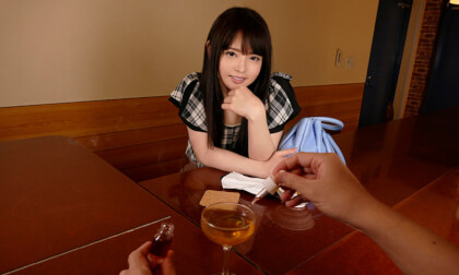 Ria Misaka – I Gave a Nice Woman at the Bar an Aphrodisiac Drink Part 1