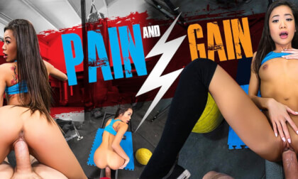 VR Porn Pain and Gain
