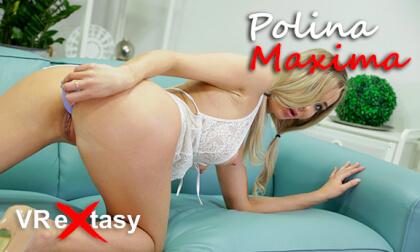 VR Porn Polina Maxima Solo