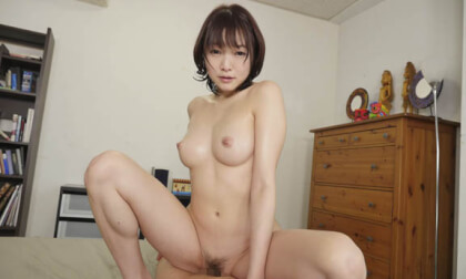 VR Porn Ayane Suzukawa – Dripping Sweat Up Close and Personal Creampie