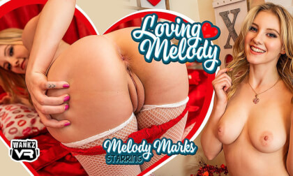 VR Porn Loving Melody