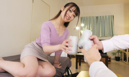 VR Porn Ichika Kasagi – What if Somebody Hears Us? Part 1
