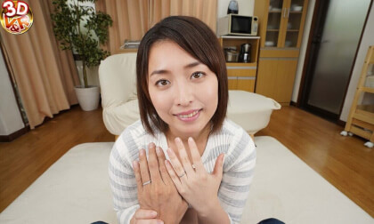 VR Porn Kanna Shinozaki – Losing Your Virginity on Your Wedding Night – Decadent Wife Gently Teaches you Everything Part 1