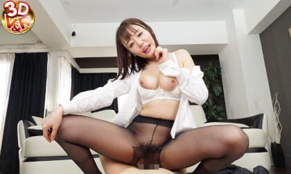 VR Porn Mao Hamasaki – [VR for Masochistic Men] Former Bad Girl is the Boss in Pantyhose Part 2