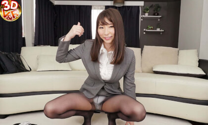 VR Porn Monami Tokarada – Secret Masturbation Practice with a Gentle Teacher in Black Pantyhose Part 1
