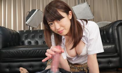 VR Porn Mika Kurosaki – Private Photo Session With Mika Kurosaki Part 3