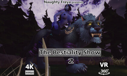 VR Porn The Bestiality Show 2