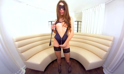 VR Porn Talia Mint - Very Bad Girl Today