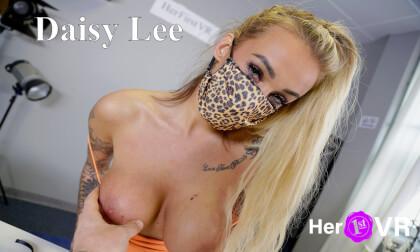 VR Porn Daisy Lee - Quarantine Casting