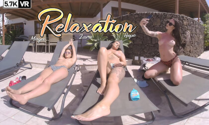 VR Porn Relaxation