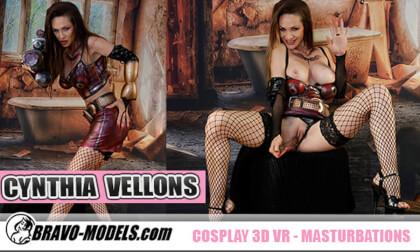 VR Porn 385 - Cynthia Vellons