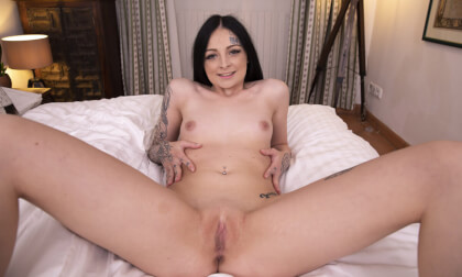 Fuck Me And Cum All Over My Body