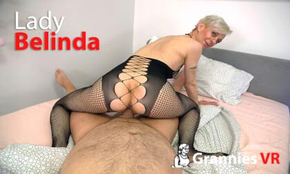 VR Porn Lady Belinda - Hardcore