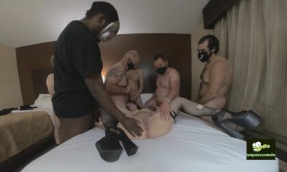 VR Porn Hexxxica Diavola Took Horny Pills Gangbang
