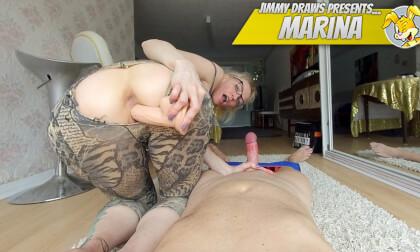 VR Porn Marina Anal Desires
