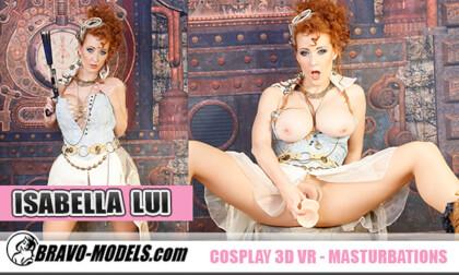 VR Porn 392 - Isabella Lui