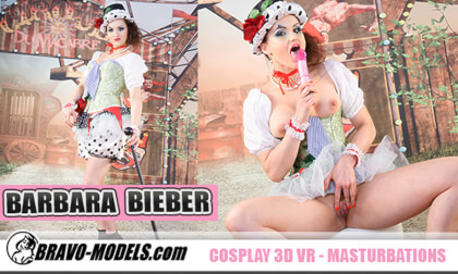 VR Porn 396 - Barbara Bieber