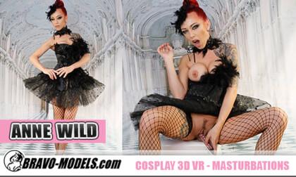 VR Porn 398 - Anne Wild