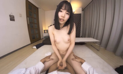 VR Porn Kokoro Amami – Is All Grown Up and Horny – Her First Creampie