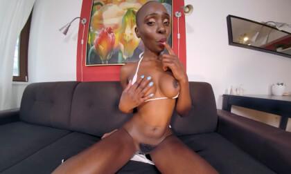 VR Porn Fucking Big Dildo