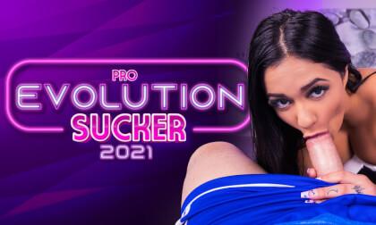 VR Porn PRO Evolution Sucker 2021