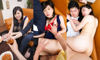 VR Porn Haruka – Good Morning Cuckold!