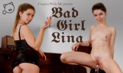 VR Porn Bad Girl Lina