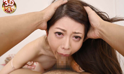 "VR Porn Megumi Meguro – ""Take Me as an Apology!"" The Big Breast Wife in a Baby Doll Fucks the Service Guy"
