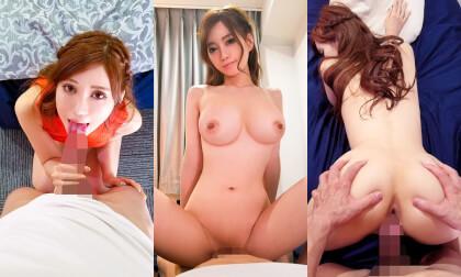 VR Porn Maron Natsuki – You WRECKED The Hostess When You Took her Home!