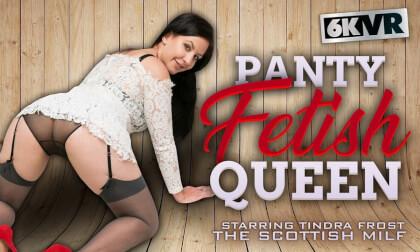VR Porn Panty Fetish Queen