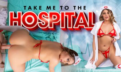 VR Porn Take Me To The Hospital