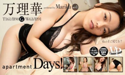 VR Porn Marika – Apartment Days! Marika Act 1