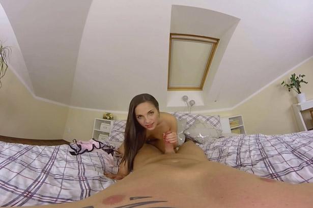 Kristy Black & Czech VR | SexLikeReal