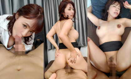 VR Porn Ami Kasai – I Was on a Business Trip with My Milky Boss