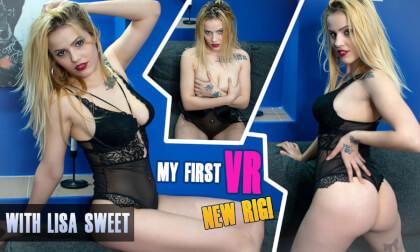 VR Porn My First VR