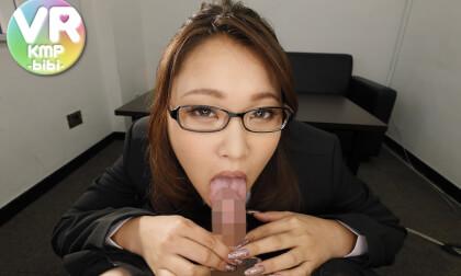 VR Porn Airi Takasaka – Job Training for the Brand New Secretary