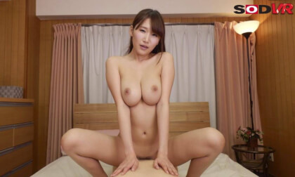 VR Porn Honoka Mihara – Stepmother Honoka Has a Gorgeous Body and Big G-Cup Tits Part 2