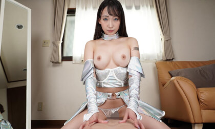 VR Porn Robo-Cowgirl KUREA: The Sex Doll with Artificial Intelligence