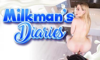 VR Porn Milkman's Diaries
