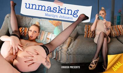 VR Porn Unmasking Marilyn Johnson