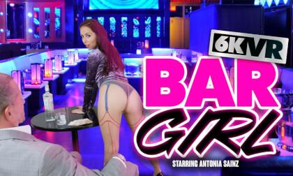 VR Porn Bar Girl