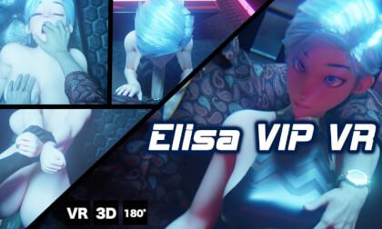 VR Porn Elisa VIP VR